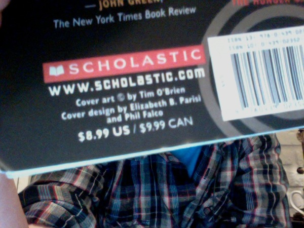 """Of course I read young adult books!"""" Yeah, young adult books are really ..."""